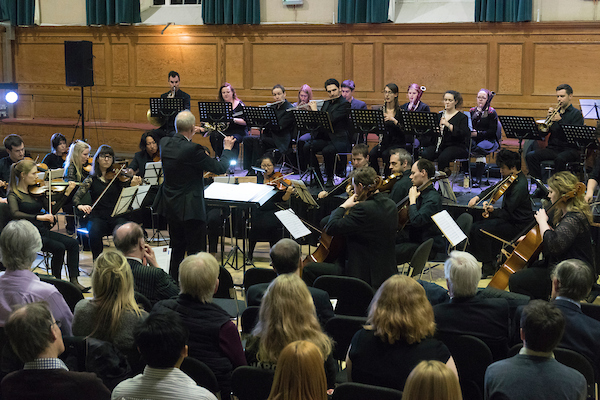 The English Young Artists' Sinfonia